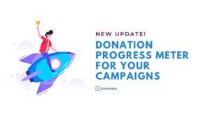 donation progress meter
