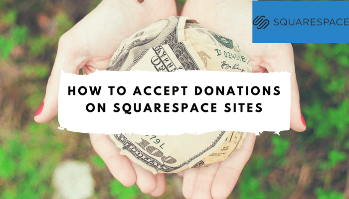 SquareSpace Recurring Donation - Accept Donations on SquareSpace