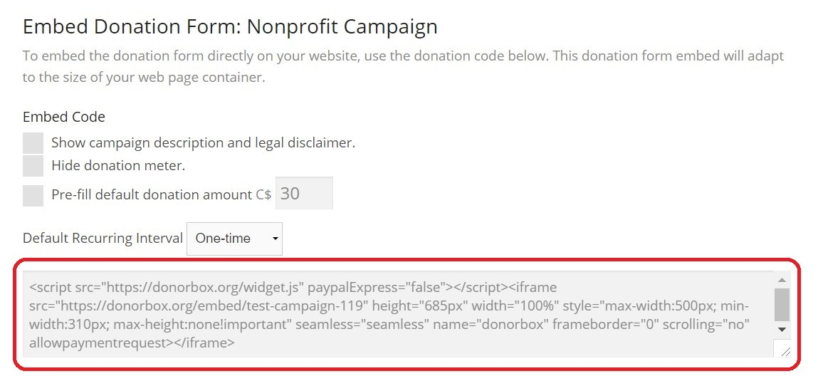 Get Started with Donorbox Donation Forms - Step by Step Guide