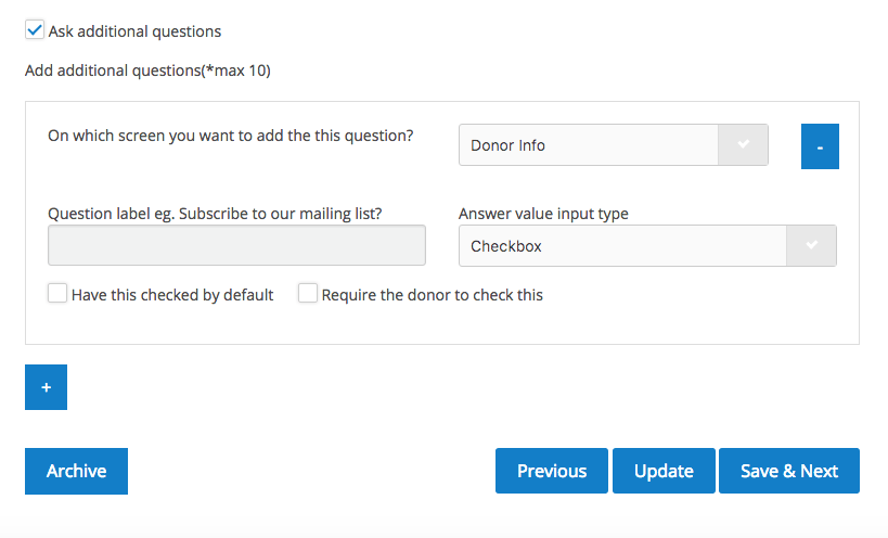 Dropdown Fields & Required Checkboxes Added to Form Builder