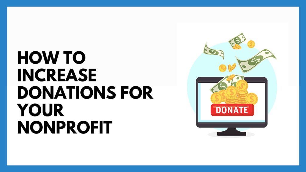 tips to increase donations