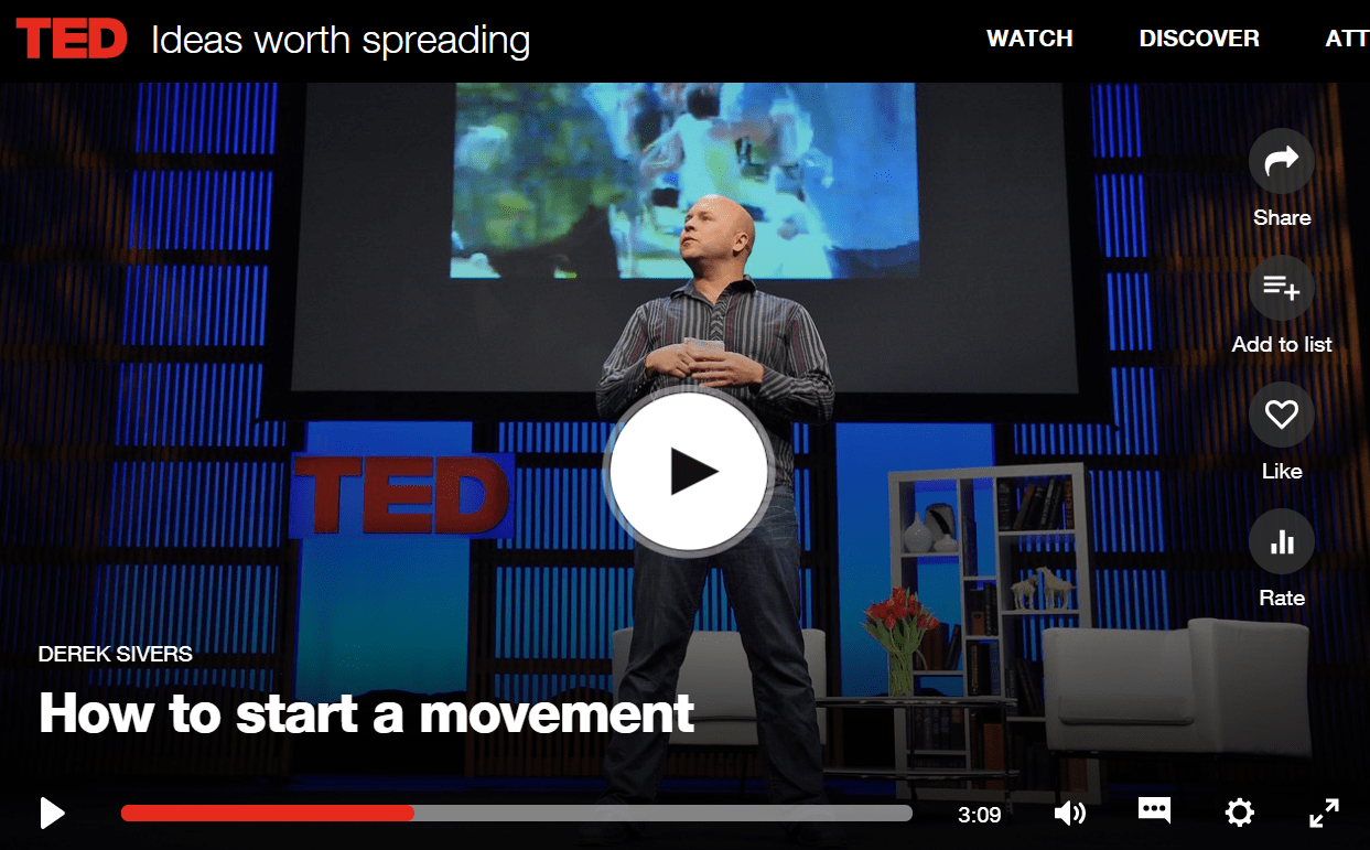 Top 10 Ted Talks for Nonprofit Organizations - Donorbox