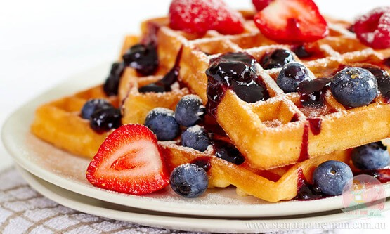 Late Night Waffles - Fraternity Fundraising Ideas