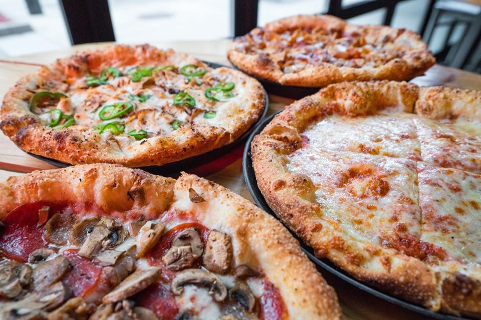 Pizza Party - #4 Fraternity Fundraising Ideas