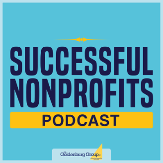 nonprofit podcast