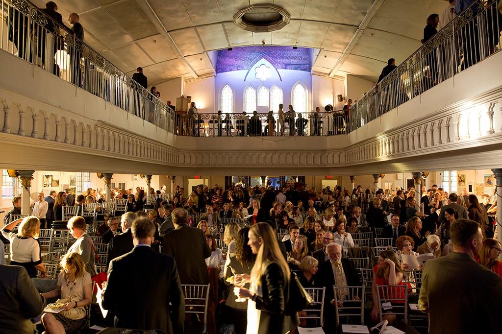 Auction - fundraising ideas for church