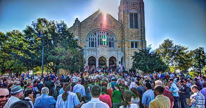 Community - fundraising for church