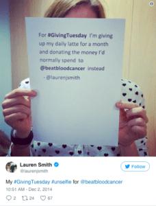 giving thursday - Fundraisng ideas for church