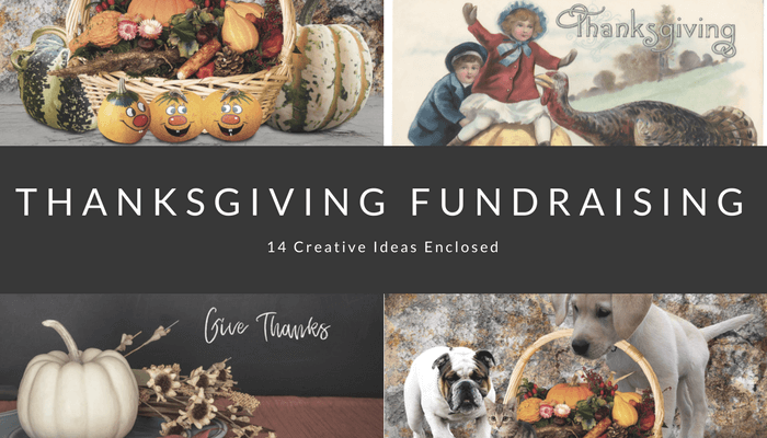 14 Easy Thanksgiving Fundraising Ideas (Updated 2021)| Donorbox