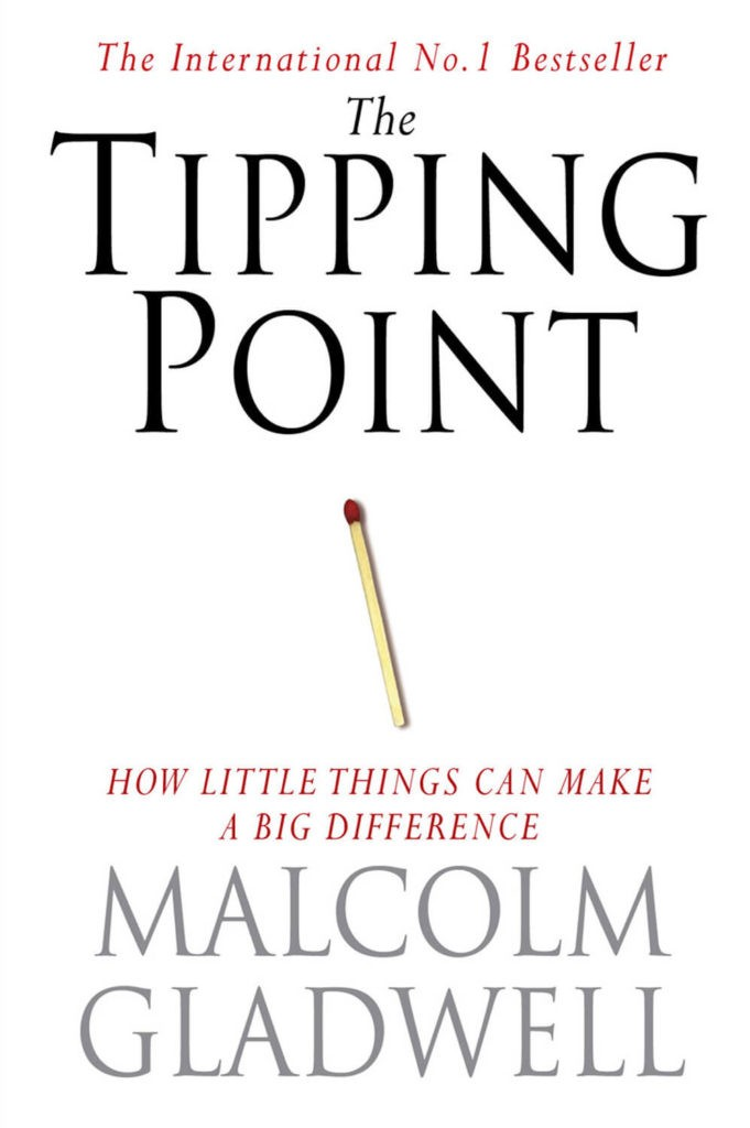 the tipping point - best nonprofit management books