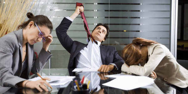 Why Nonprofit Board Meetings Fail