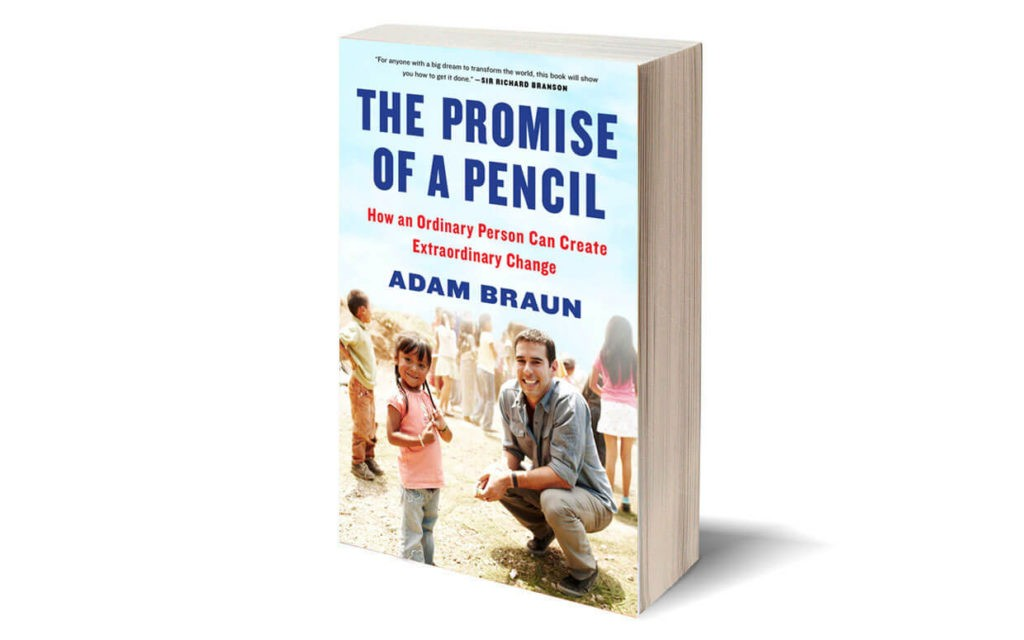 the promise of a pencil - best nonprofit book