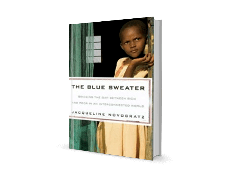The Blue Sweater - best nonprofit books