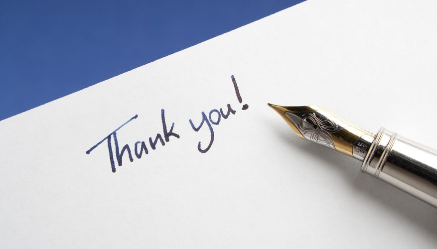 10 Ways to Thank your Nonprofit Donors - Donor Recognition Ideas