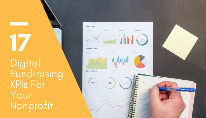 digital fundraising KPI