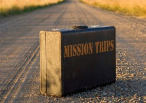 Mission trip fundraising Ideas