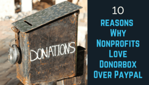 paypal nonprofit recurring donations