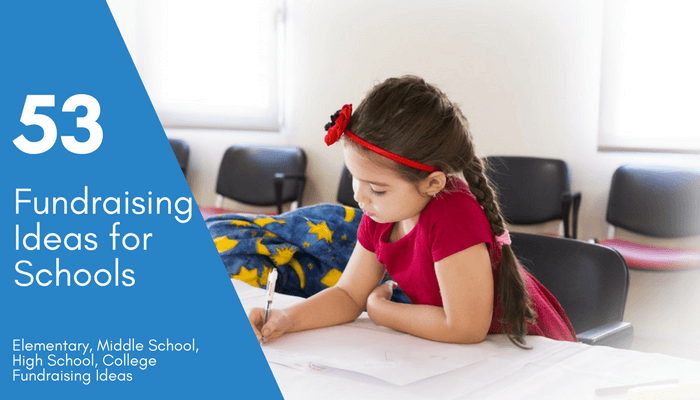 53 Proven School Fundraising Ideas – Raise Money for Your School
