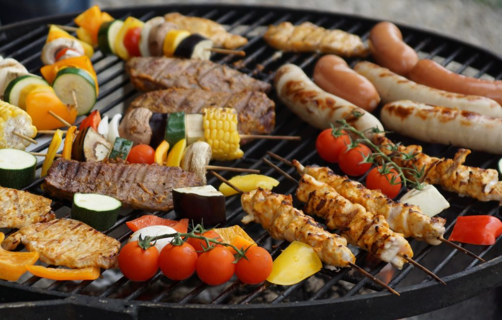 barbecue - summer fundraisers
