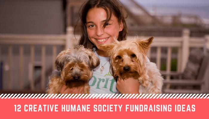 12 Creative Humane Society Fundraising Ideas in 2021