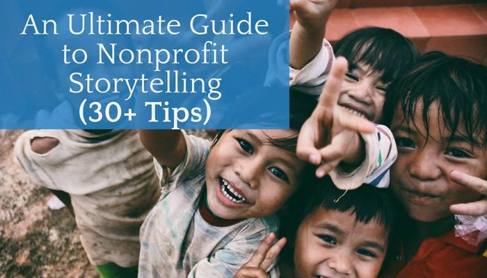 Nonprofit storytelling