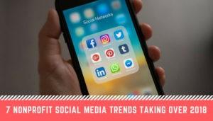 Nonprofit social media trends