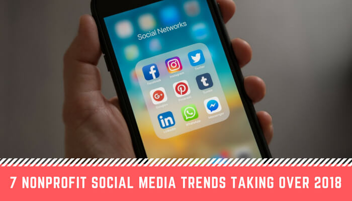 Nonprofit social media trends