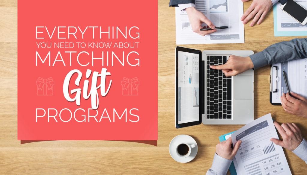 matching gifts program