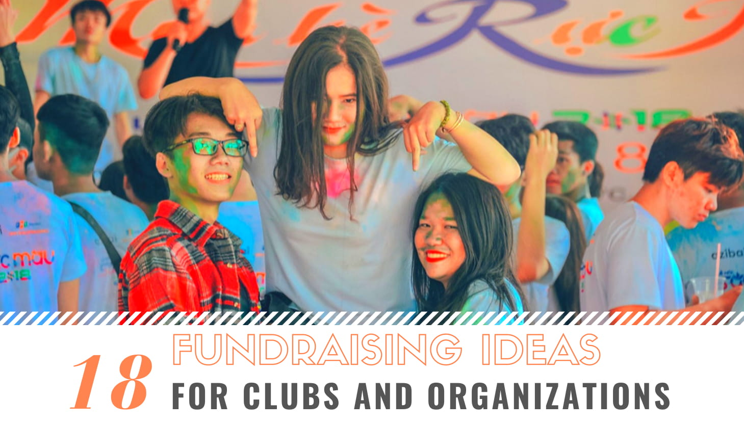 18 fundraising ideas for clubs & organizations - donorbox