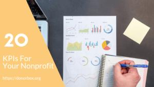 KPIs for nonprofits