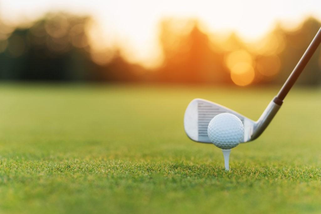 golf club fundraising