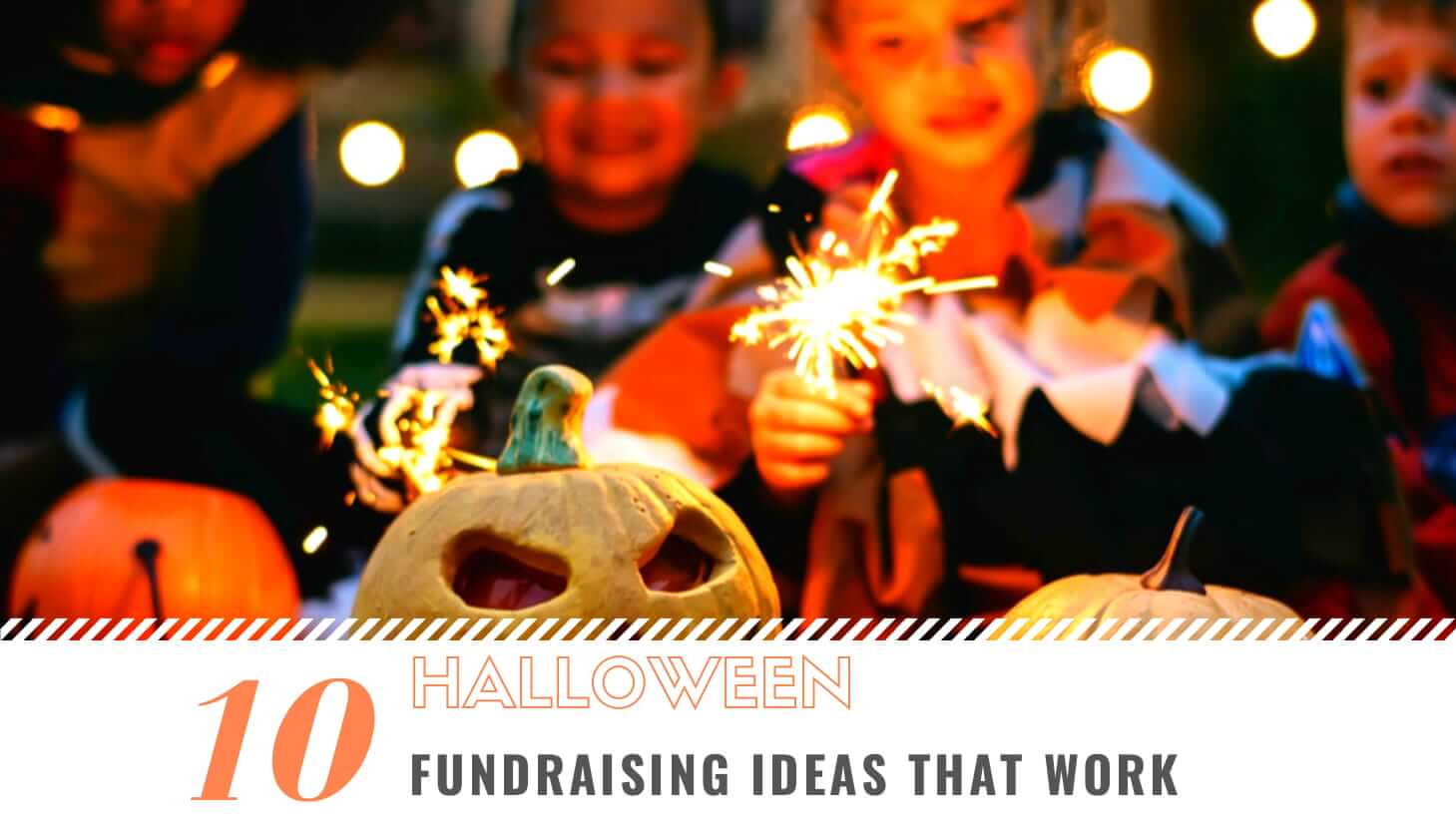 10 Halloween Fundraising Ideas That Work - Donorbox