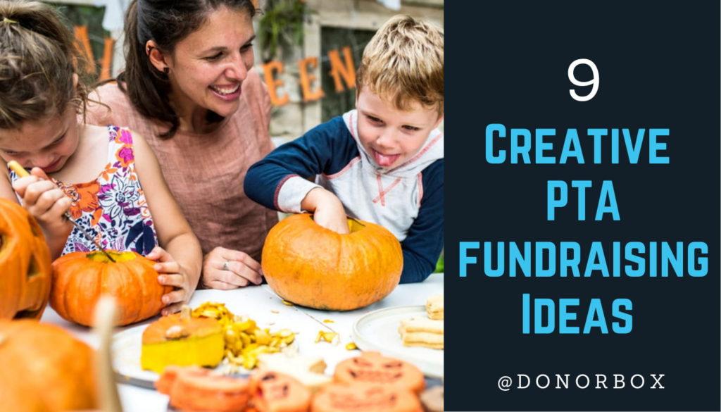 PTA fundraising ideas