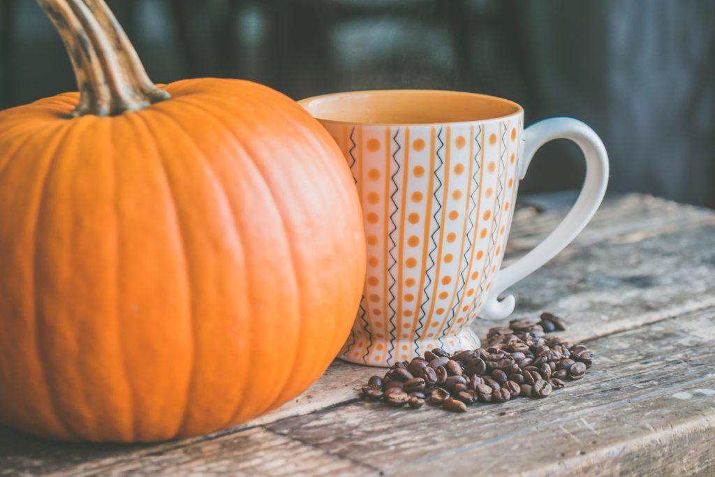 Pumpkin Spice Latte Workshop - Halloween fundraising