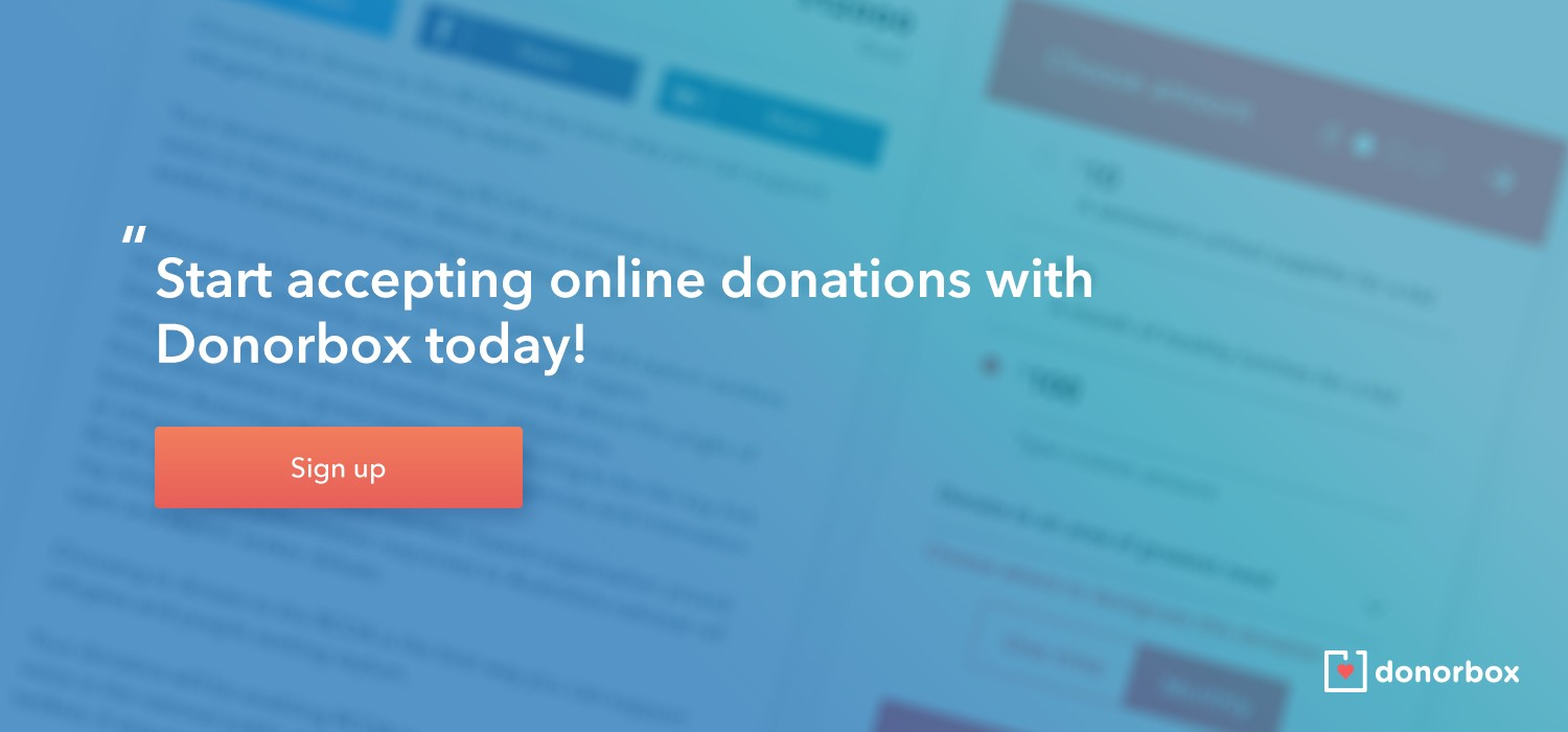 How to Add a Facebook Donate Button - Donorbox