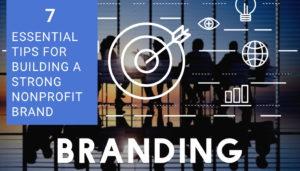 Nonprofit branding
