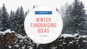 Winter Fundraising Ideas