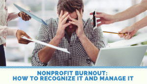 non profit burnout