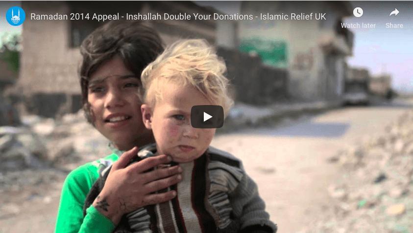 Ramadan Fundraising Ideas