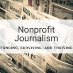 Nonprofit Journalism fundraising