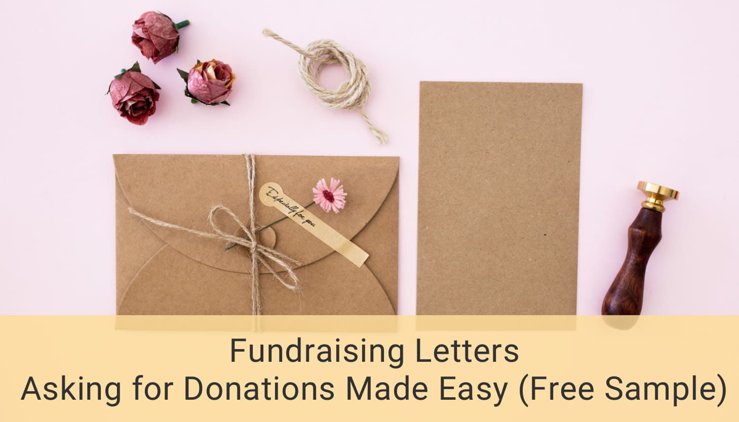 Sample Letter Asking For Donations from donorbox.org