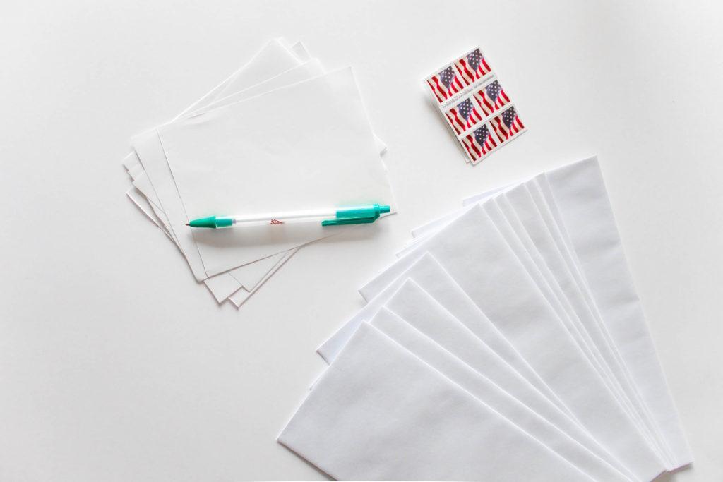 fundraising letter