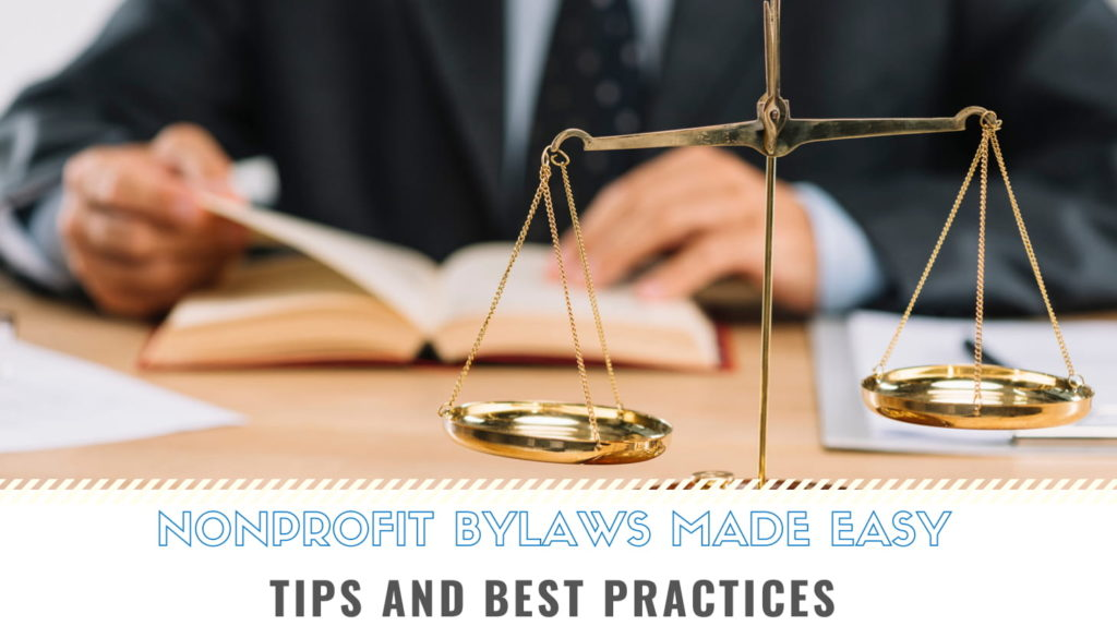 Nonprofit Bylaws Made Easy Tips And Best Practices Donorbox
