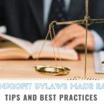 nonprofit bylaws