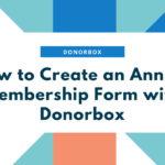 Annual Membership Form