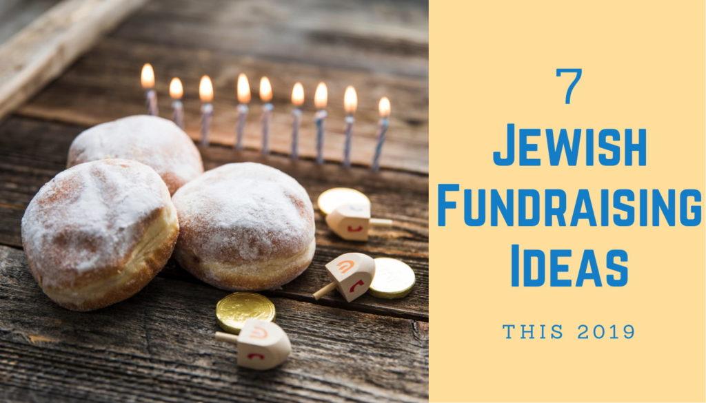 Jewish Fundraising Ideas