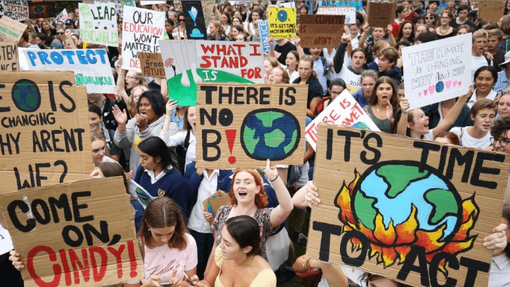 climate change nonprofits