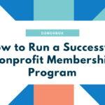 Successful Nonprofit Membership Program