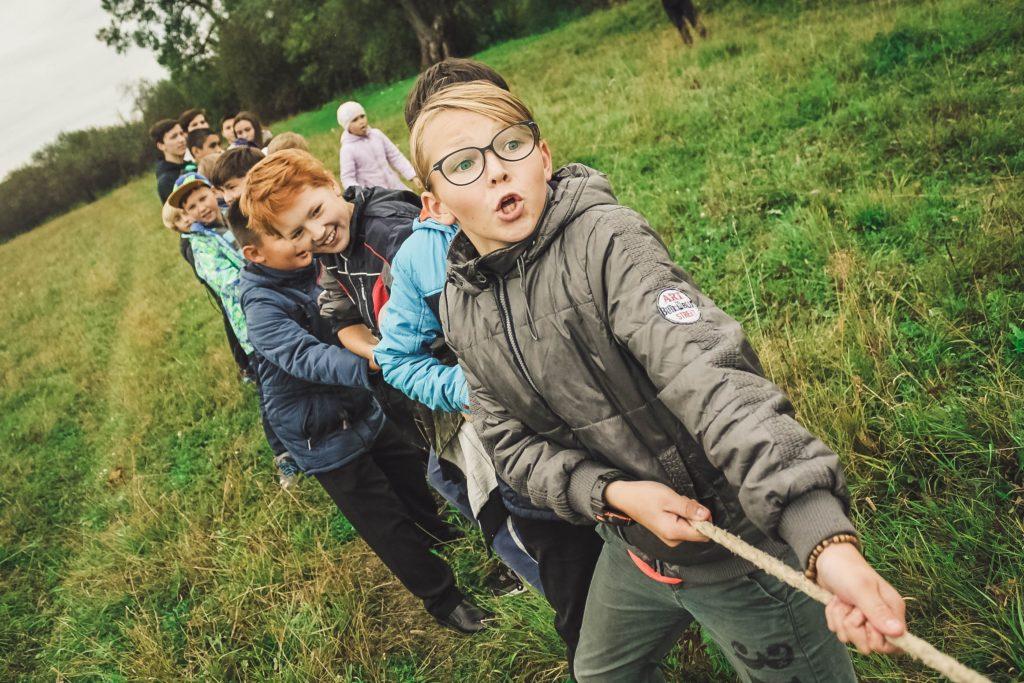 kids fundraising ideas