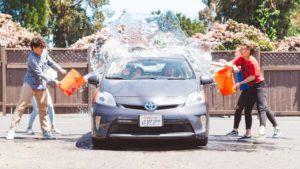 Car wash - teen fundraising